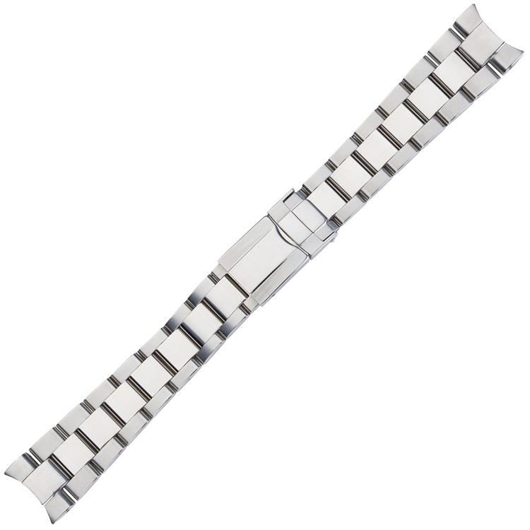 Oyster Watch Bracelet \u0027type Rolex\u0027 Stainless Steel 20mm