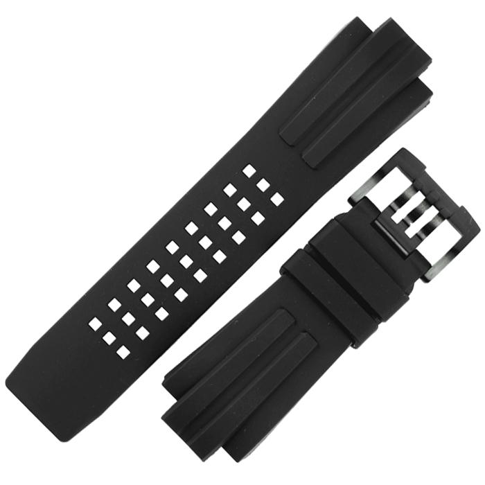 Luminox 1500 Serie Watch Band Deep Diver Rubber Fp 1500 20