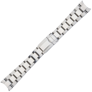 Oyster Watch Bracelet 'type Rolex' Stainless Steel 20mm