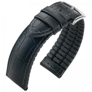 Hirsch Paul Performance Collection Black Leather/Caoutchouc 300m WR