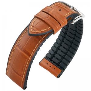 Hirsch Paul Performance Collection Honey/Black Leather/Caoutchouc 300m WR