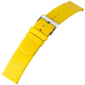 a.b.art Watch Strap series D/DL/ES Yellow 21 mm