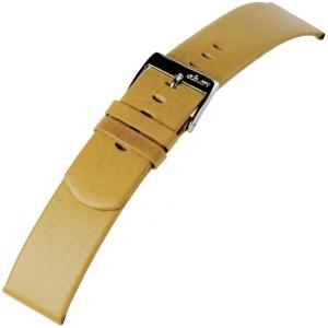 a.b.art Watch Strap series D/DL/ES Beige 21 and 30 mm