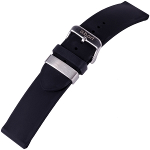 a.b.art Watch Strap series O/OC/OA/W Silicone Steel 21 mm