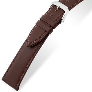 Rios Toscana Watch Strap Calf Skin Brown