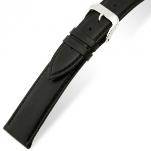 Rios Toscana Watch Strap Calf Skin Black
