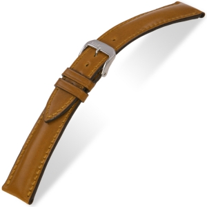 Rios Chicago Watch Strap Shell Cordovan Honey