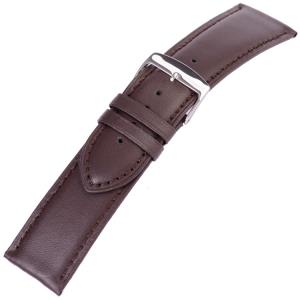 Hirsch Calf Watch Band Calfskin Black