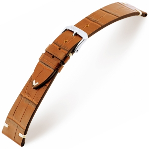 Rios Hollywood Watch Strap Cowhide Cognac