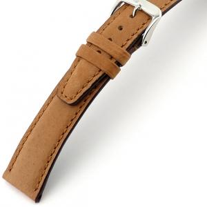 Rios Tobacco Watch Strap Pigskin Cognac
