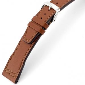 Rios Scirocco Watch Strap for IWC Calf Skin Cognac
