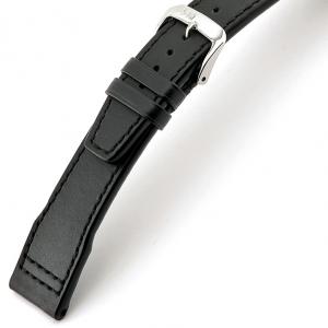 Rios Scirocco Watch Strap for IWC Calf Skin Black