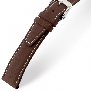 Rios Havana Watch Strap Pigskin Brown