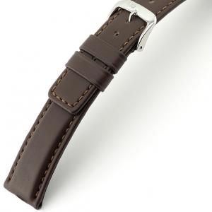 Rios Solid Watch Strap Cowhide Brown