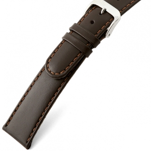 Rios Arizona Watch Strap Saddle Leather Brown