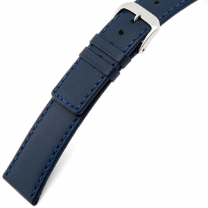 Rios Cashmere Watch Strap Lambskin Blue