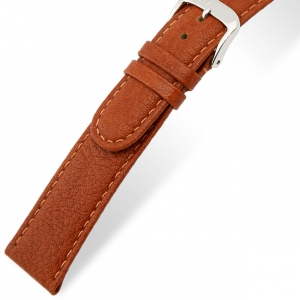 Rios Texas Watch Strap Buffalo Skin Cognac