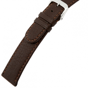 Rios Texas Watch Strap Buffalo Skin Brown