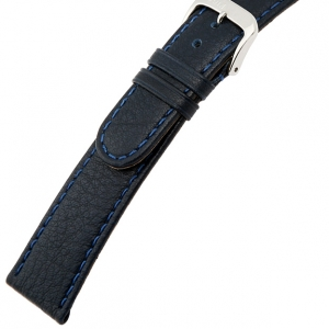 Rios Texas Watch Strap Buffalo Skin Blue
