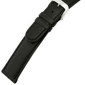 Rios Texas Watch Strap Buffalo Skin Black