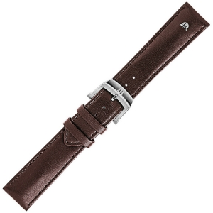 Maurice Lacroix Eliros Easychange Watch Strap Calf Skin Brown
