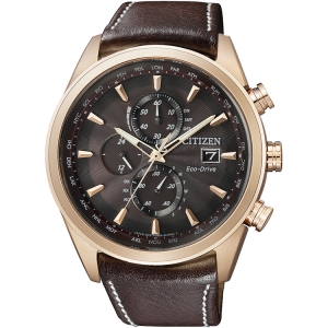 Citizen Eco-Drive Radio Controlled AT8019-02W Watch Strap