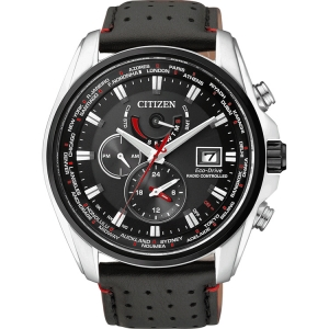 Citizen Eco-Drive Radio Controlled AT9036-08E Watch Strap 23mm