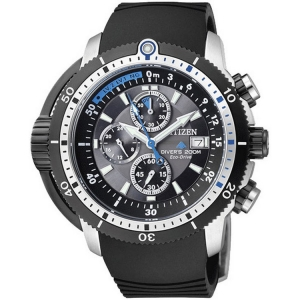 Citizen Promaster Eco-Drive Aqualand BJ2120-07E Watch Strap 23mm