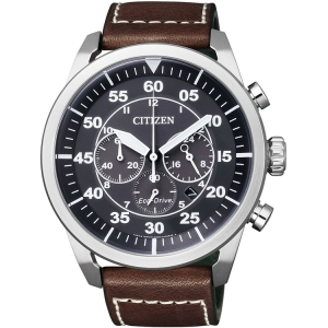 Citizen Eco-Drive Chronograph CA4210-16E Watch Strap 22mm