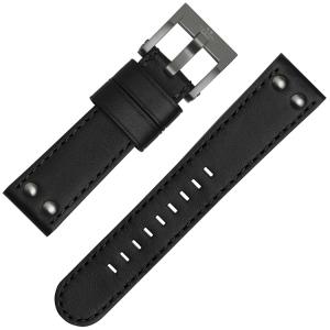 TW Steel Watch Strap CE1051, CE1052 Black 22mm
