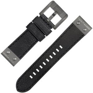 TW Steel Watch Strap Dario Franchitti CE1200 Black 24mm