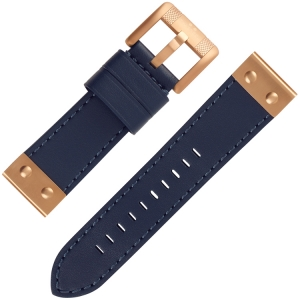 TW Steel Watch Strap CE1202 Blue 24mm