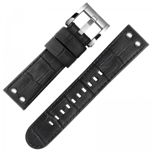 TW Steel CEO Adesso Watch Strap CE7001 Black 22mm
