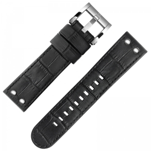 TW Steel CEO Adesso Watch Strap CE7002 Black 24mm