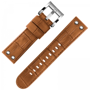 TW Steel CEO Adesso Watch Strap CE7003 Cognac 22mm
