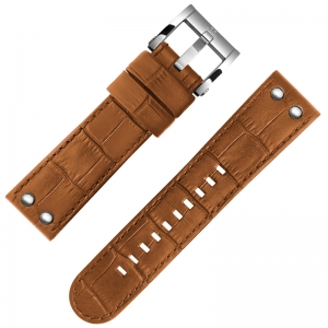 TW Steel CEO Adesso Watch Strap CE7004 Cognac 24mm