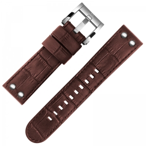 TW Steel CEO Adesso Watch Strap CE7005, CE7009 Brown 22mm