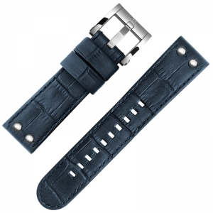 TW Steel CEO Adesso Watch Strap CE7007, CE7015 Blue 22mm