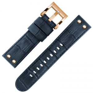 TW Steel CEO Adesso Watch Strap CE7015 Blue 22mm