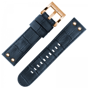TW Steel CEO Adesso Watch Strap CE7016 Blue 24mm
