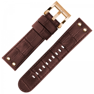 TW Steel CEO Adesso Watch Strap CE7018 Brown 24mm