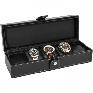 La Royale Classico 5 Watchbox Black - 5 watches