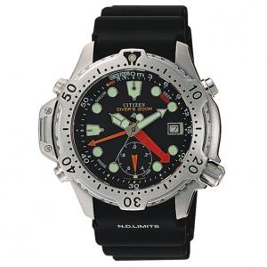 Citizen Promaster AL0000-04E Watch Strap Black - 21mm