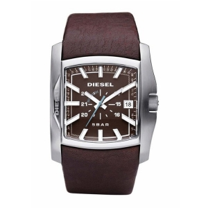 Diesel DZ1179 Watch Strap Brown Leather