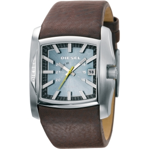 Diesel DZ1317 Watch Strap Brown Leather
