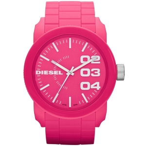 Diesel DZ1262 Watch Strap Pink Rubber