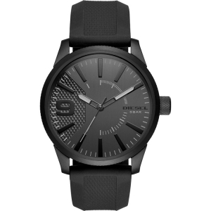 Diesel DZ1807 Watch Strap Black Rubber