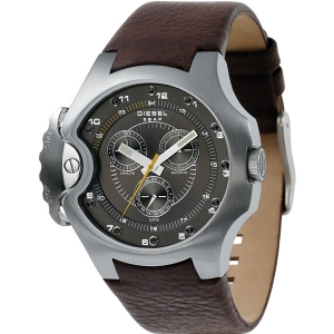 Diesel DZ4131 Watch Strap Brown Leather
