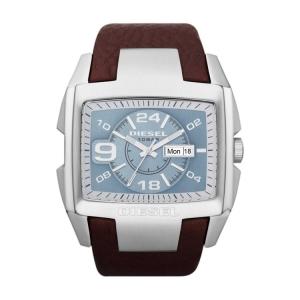 Diesel DZ4246 Watch Strap Brown Leather