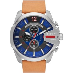 Diesel DZ4319 Watch Strap Brown Leather